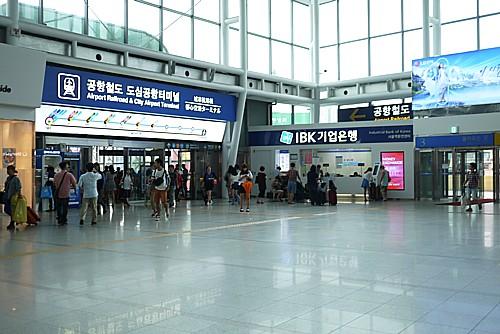 人気のソウル駅