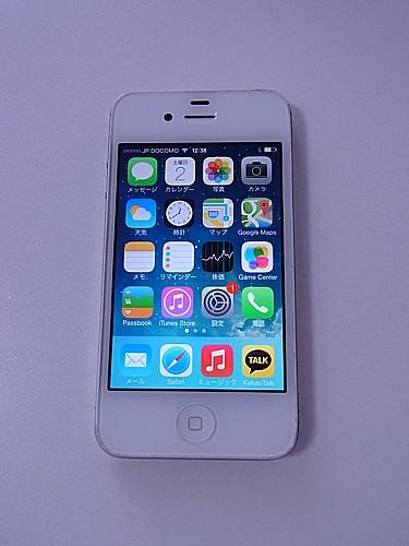 余った iPhone4s