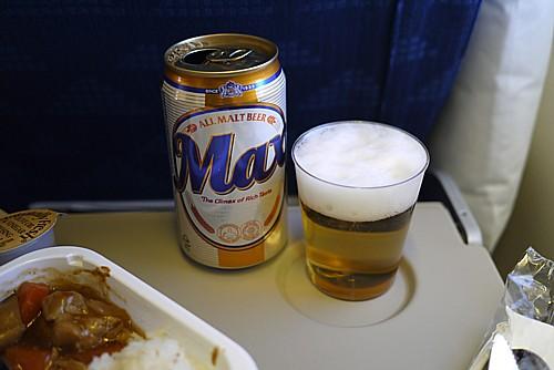 ビール付き