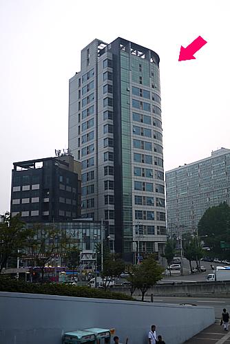 ソウル駅前