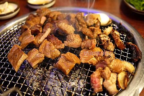 韓国式焼肉