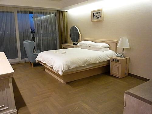 標準的な部屋
