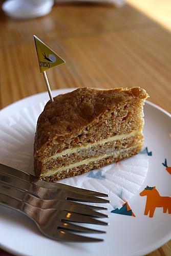 ヘルシーケーキ