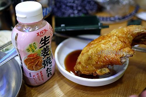 日本のタレ