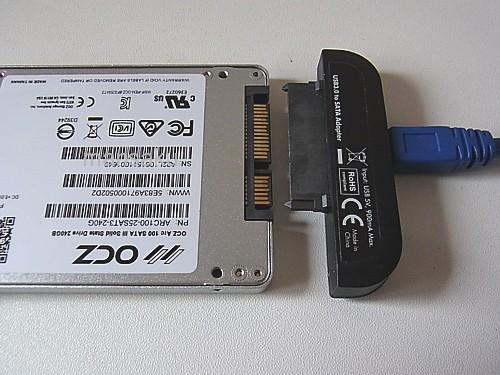 SSD 換装