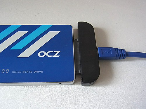 USB3.0対応