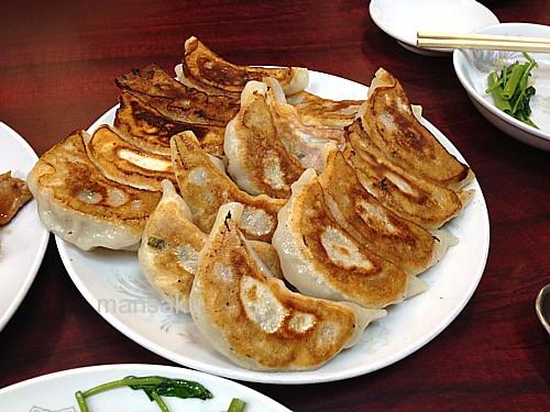 中国的餃子