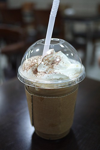 アイスカフェモカ