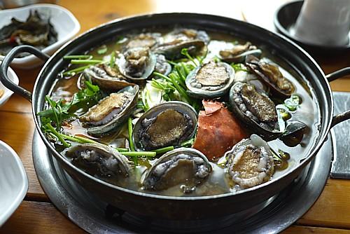 贅沢海鮮鍋