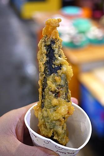 キンパ天ぷら