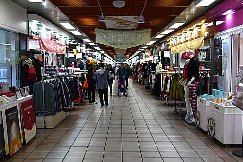 済州中央地下商店街
