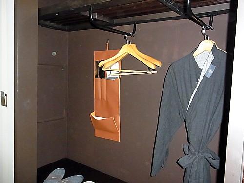 バスロープ