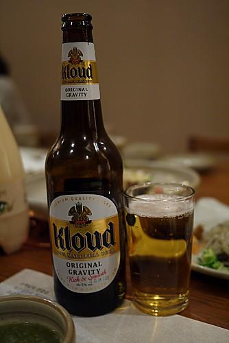 クラウドビール