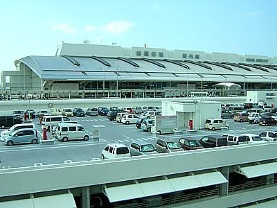那覇空港の暇つぶし