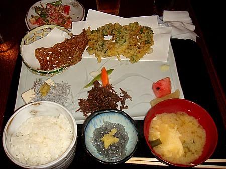 鎌倉観光 しらす丼・しらすづくし定食