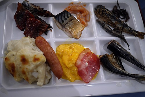 魚料理ふんだん