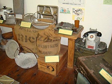 沖縄市戦後文化資料展示室