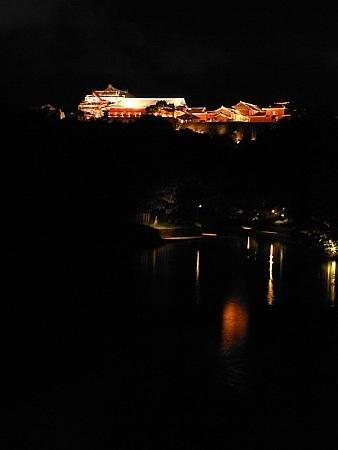 首里城 夜景撮影
