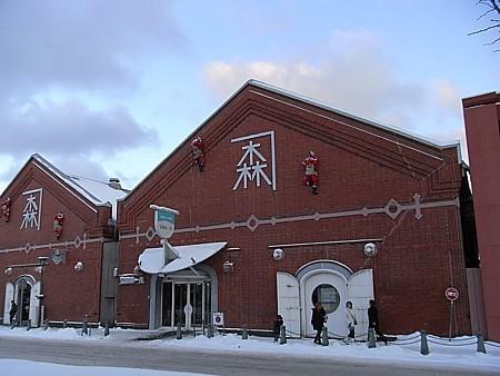 金森レンガ倉庫