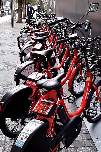 自転車シェア