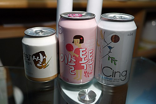 缶マッコリ