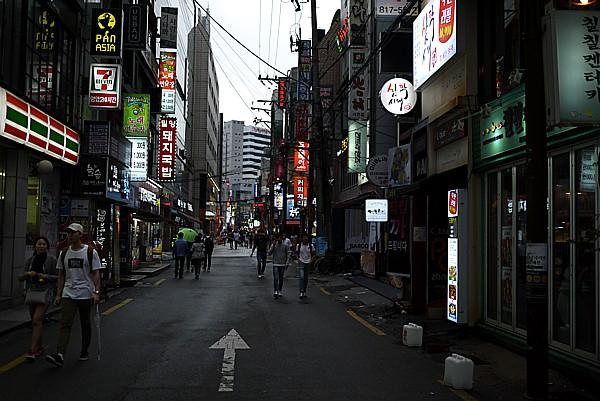 釜山・西面