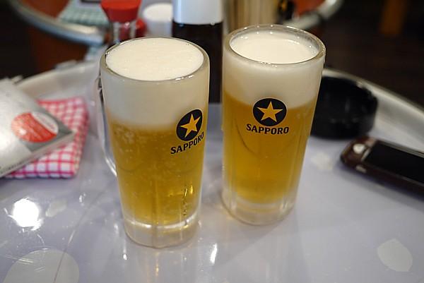 安い生ビール