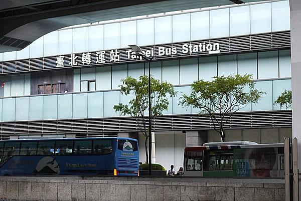 台北駅から直接九分