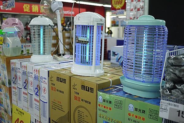 台湾蚊取り