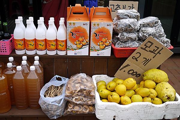 柿マッコリ