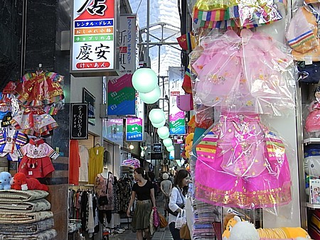 鶴橋 コリアンタウン