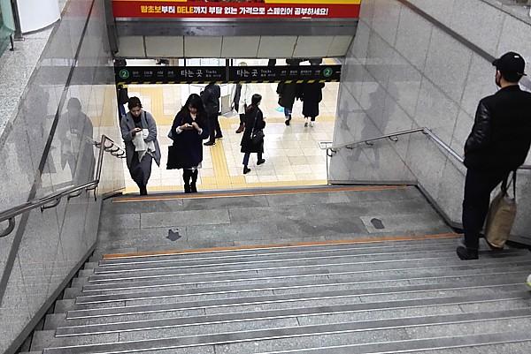 仁川空港から明洞へ