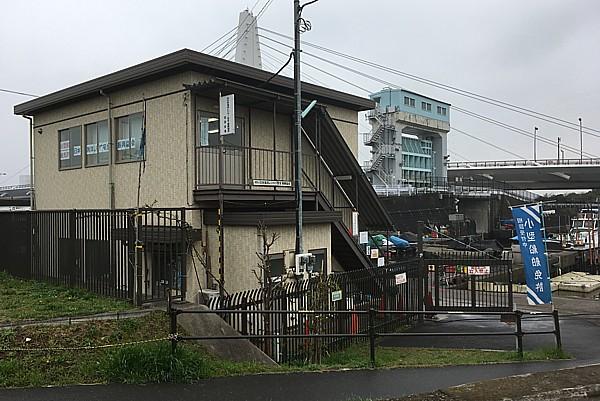羽田試験会場