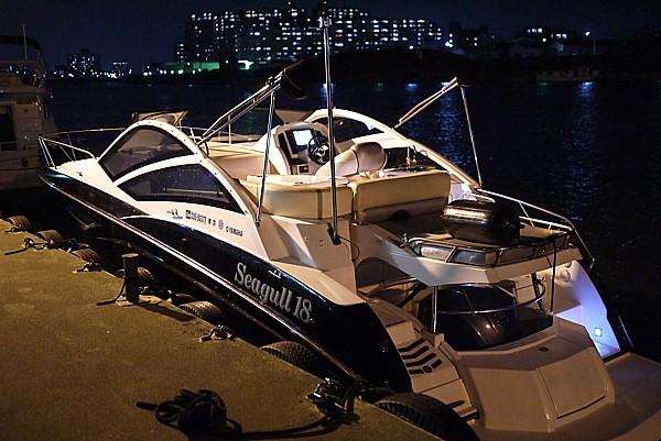 一番大きいレンタルボート