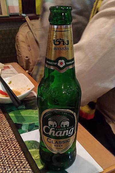 Chang BEER