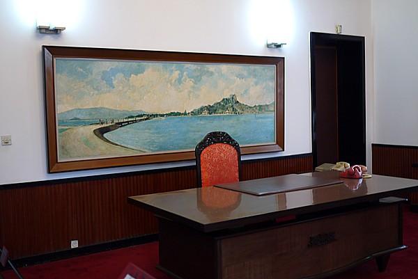 大統領執務室