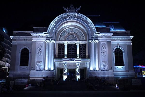 サイゴン オペラ ハウス