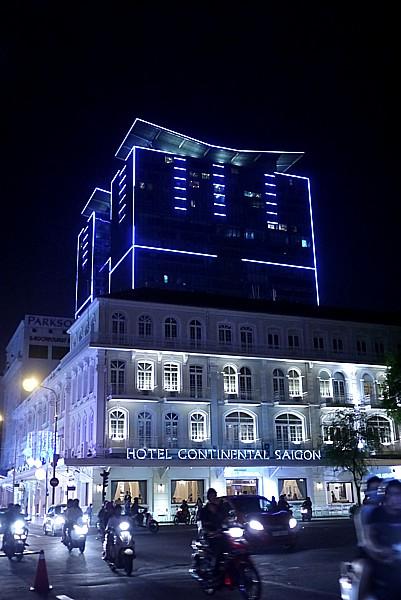 コンチネンタル ホテル サイゴン