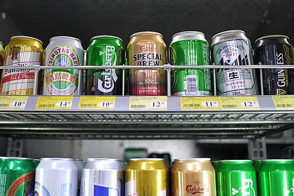 ビールの値段