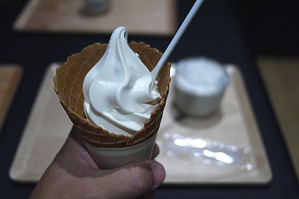 ジャージーソフトクリーム