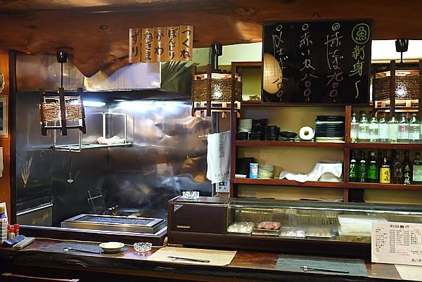八丈島の料理が食べられる店