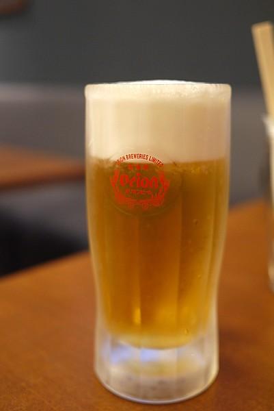 生オリオンビール