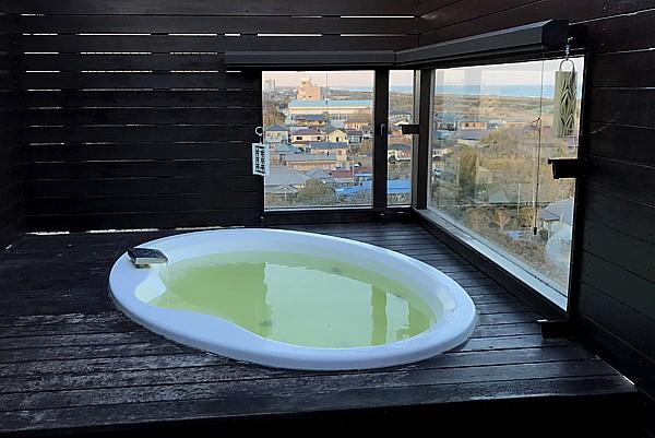 貸切露天風呂がある千葉の温泉