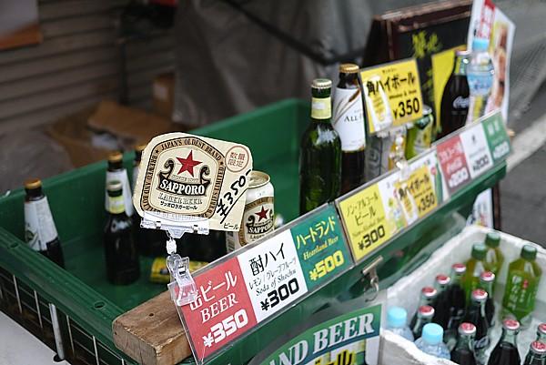 サッポロのラガービール