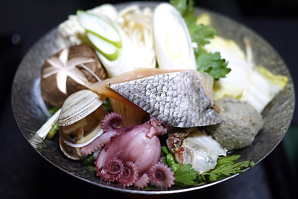 鍋物 海鮮寄せ鍋
