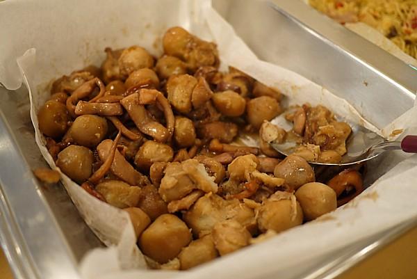 イカと里芋の煮っころがし