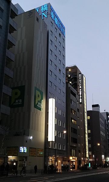 東横イン東京大手町A1