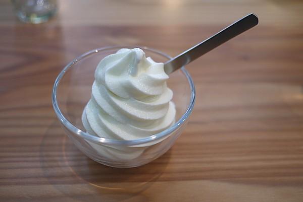 北大牛乳ソフトクリーム