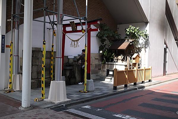 パワースポット金蛇水神社