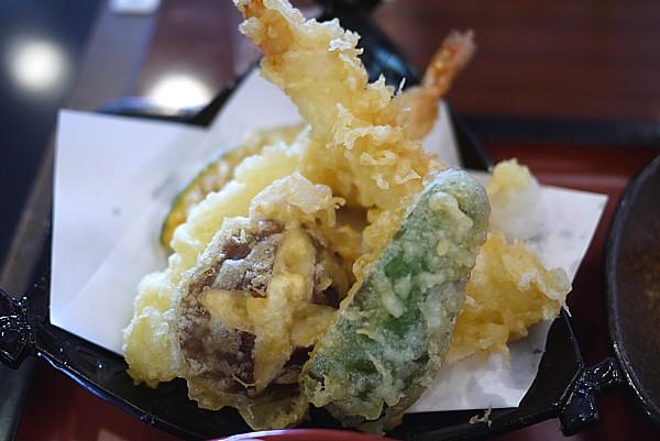 さくさくな天ぷら